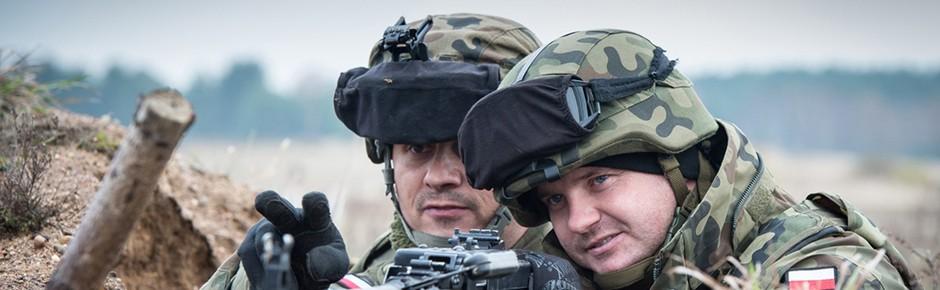 Gewachsene Verteidigungsgemeinschaft übt für die Zukunft
