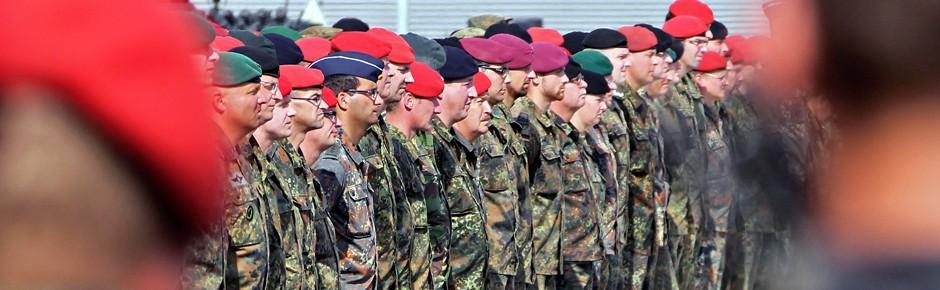 SPD hebt Bundeswehrreform auf den Prüfstand (Teil 2)
