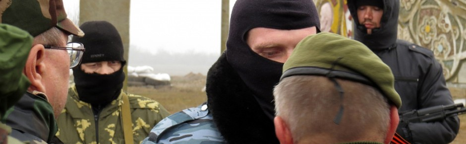 Deutsche OSZE-Militärbeobachter in der Ukraine verschleppt