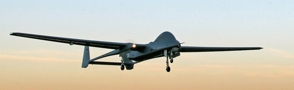 """Themenschwerpunkt """"Drohnendebatte"""""""