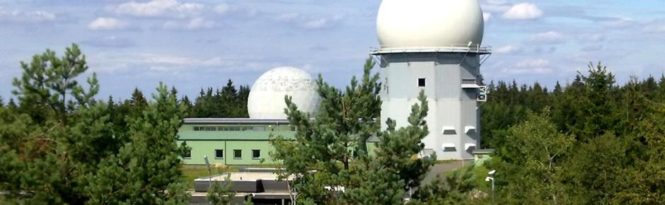 Weltweit erster Radarcluster auf Basis von Mode-S