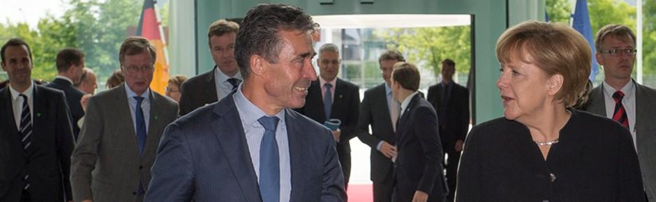 NATO-Generalsekretär verabschiedete sich in Berlin