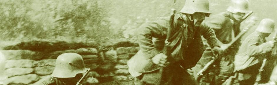 Erster Weltkrieg – Urkatastrophe des 20. Jahrhunderts