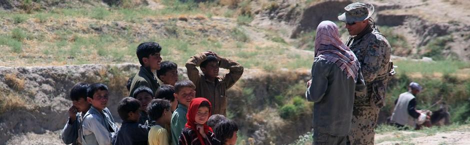 Viele afghanische Helfer dürfen nicht nach Deutschland
