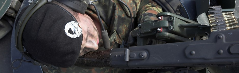 Truppe will ihre Munitionsverluste besser dokumentieren