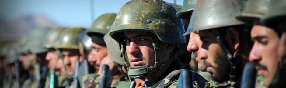 Schwere Verluste für afghanische Sicherheitskräfte