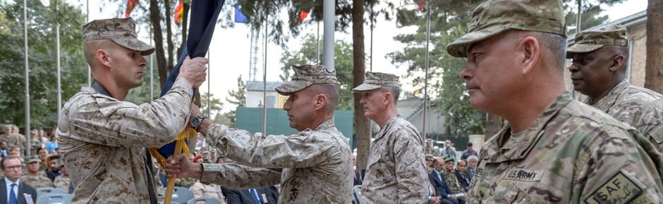 US-General Campbell ist neuer und letzter ISAF-Kommandeur