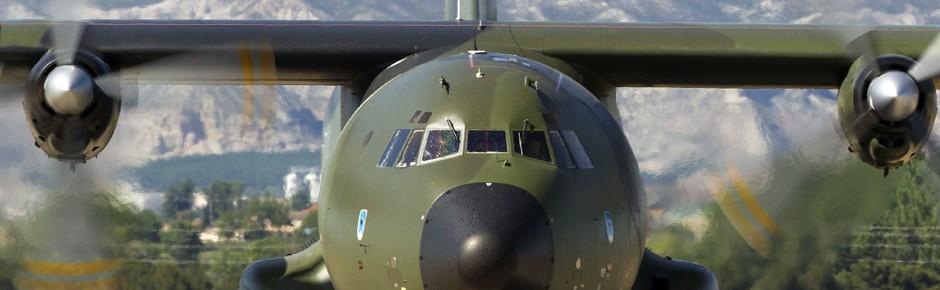 """Status """"Combat Ready"""" auch für die Transportflieger"""