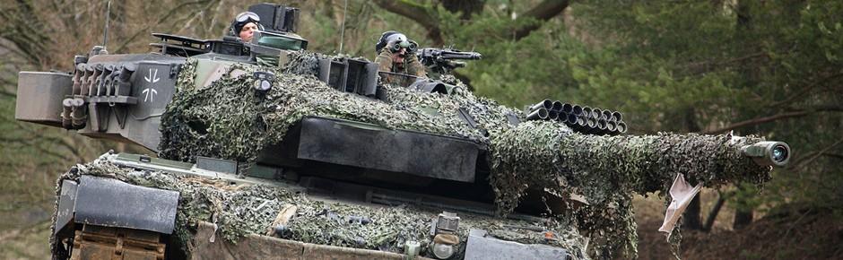 Wehrexperten der Koalition fordern den Leopard 3