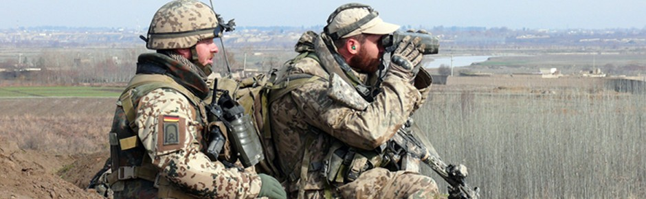 Bundesregierung beschließt neuen Afghanistaneinsatz