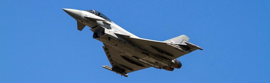 Grünes Licht für Entwicklung eines neuen Eurofighter-Radars