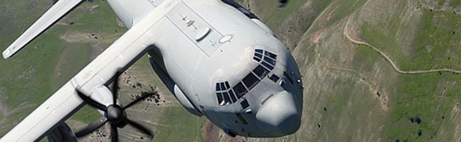 Lufttransportflotte Italiens verstärkt das EATC