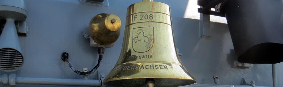 Dienstälteste deutsche Fregatte zurück von letzter Seefahrt