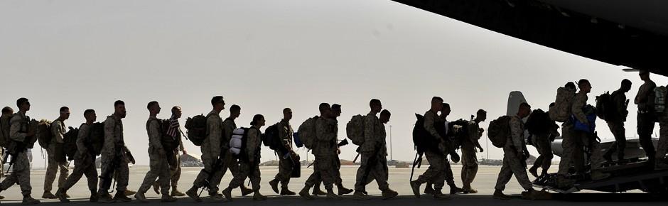 Truppenabzug aus Afghanistan noch einmal überdenken