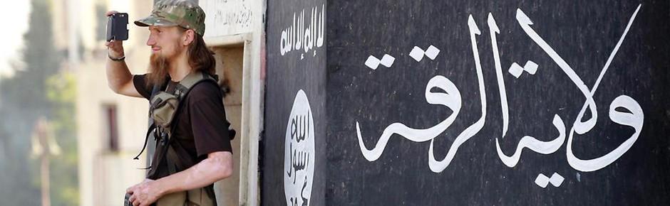 Mit Bomben ins Paradies – über deutsche Dschihadisten