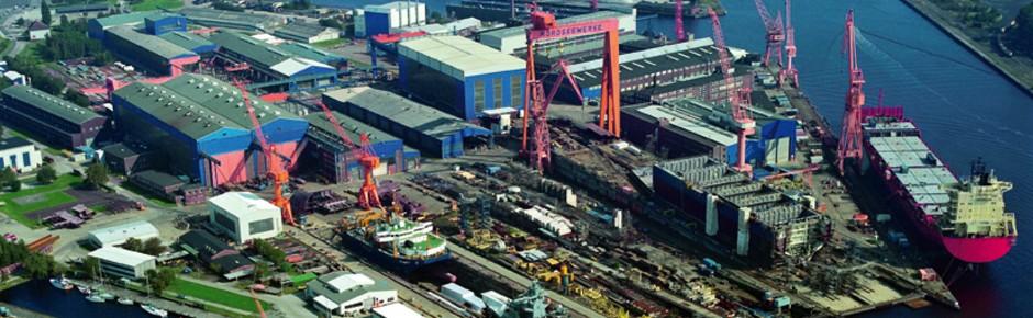 Privatinvestoren erwerben Emder Werft und Dockbetriebe