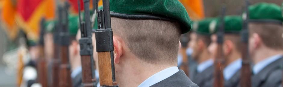 Schäuble denkt über höheren Verteidigungsetat nach