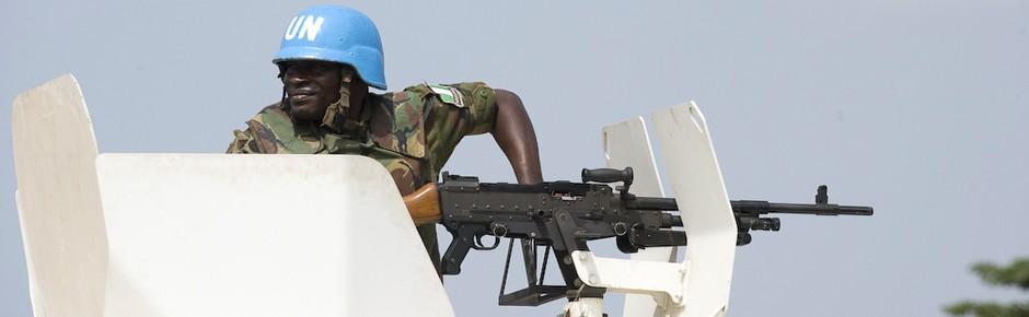 Bundeswehr verstärkt UNMIL-Mission in Liberia