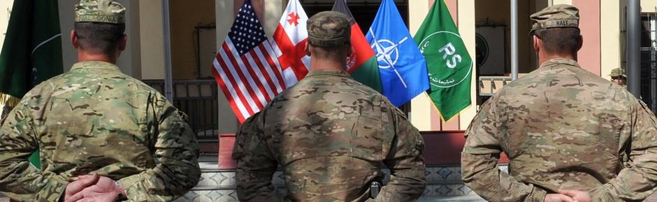 NATO will Afghanistaneinsatz über 2016 hinaus verlängern