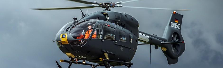 EASA-Zertifikat für neuen Bundeswehrhubschrauber H145M