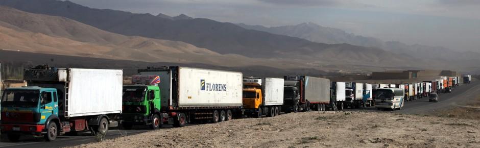 Afghanistan: NATO-Transitweg durch Russland geschlossen