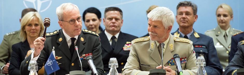 Tscheche Pavel ist neuer Chef des NATO-Militärausschusses