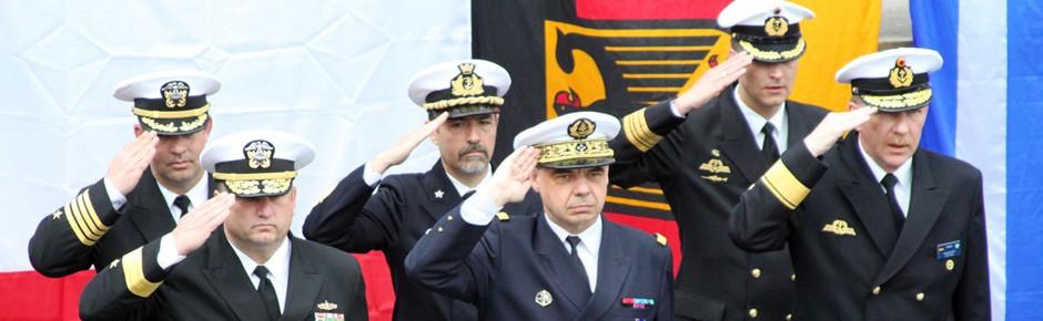 Maritimer NATO-Einsatzverband unter deutscher Führung