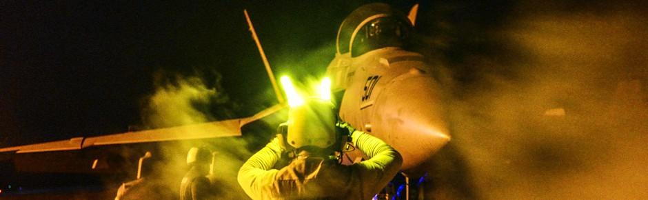 Inherent Resolve: ein Jahr nach dem ersten Luftangriff