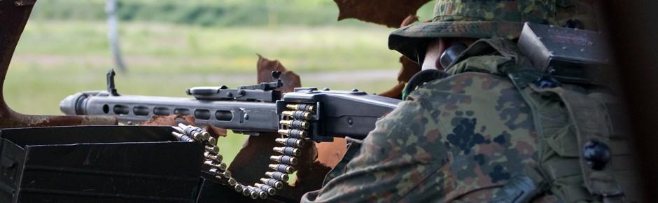 Bundeswehr präsent an der NATO-Ostflanke