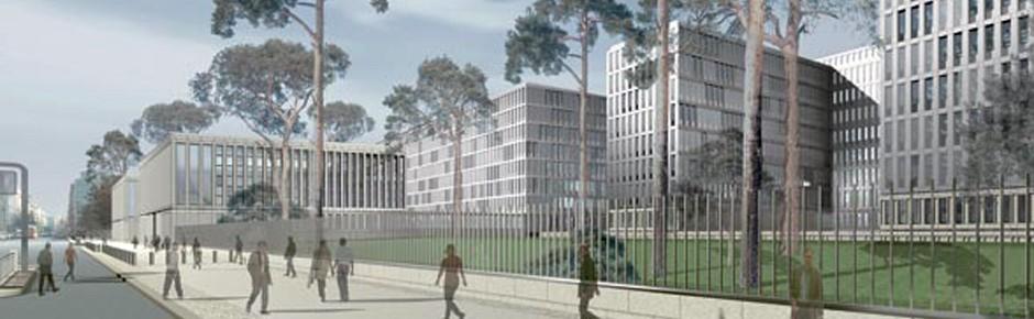 Berlin-Umzug des BND kostet rund zwei Milliarden Euro
