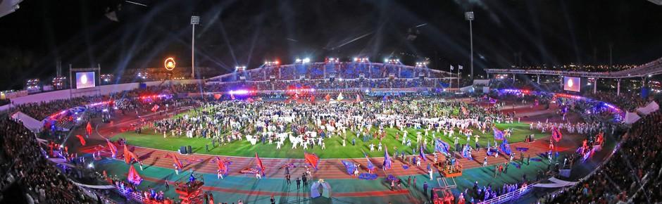 263 Bundeswehrsoldaten bei den Military World Games