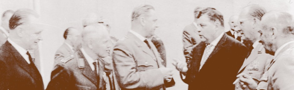 Franz Josef Strauß – weder Heiliger noch Dämon