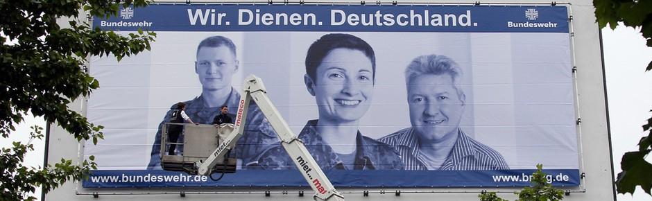 Bundeswehr zufrieden mit der aktuellen Bewerberlage