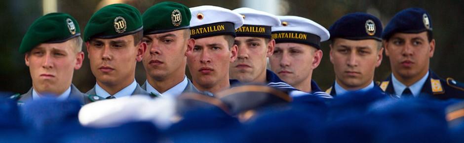 Wollen immer weniger Jugendliche zur Bundeswehr?