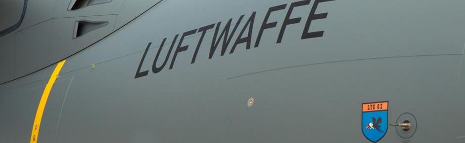 Zweiter Airbus A400M an deutsche Luftwaffe übergeben