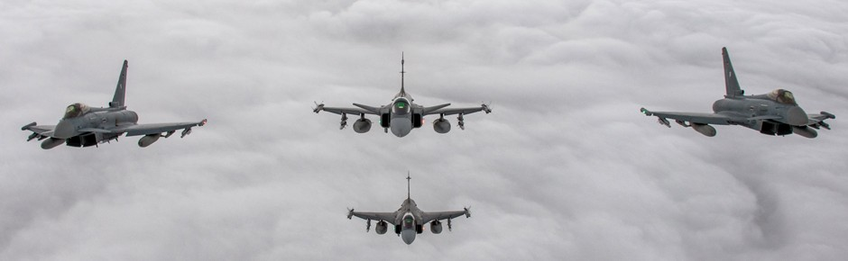 Luftwaffe: Nach dem Air Policing ist vor dem Air Policing