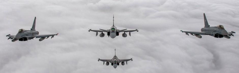 Luftwaffe: Nach dem Air Policing ist vor dem Air Policing
