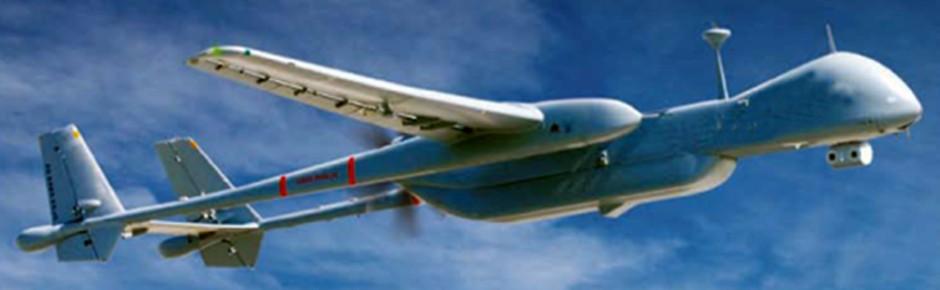Heron TP – erste Kampfdrohnen für die Bundeswehr