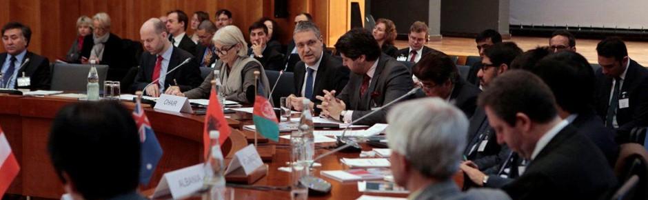 Entscheidene Weichenstellungen für Afghanistan