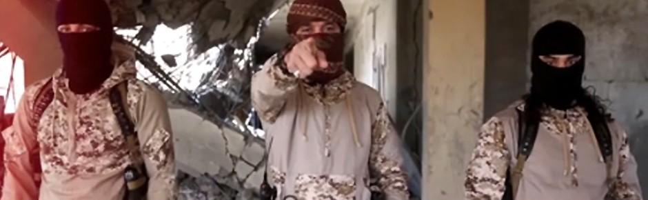 Zu jeder Zeit, an jedem Ort: der Dschihad in Europa