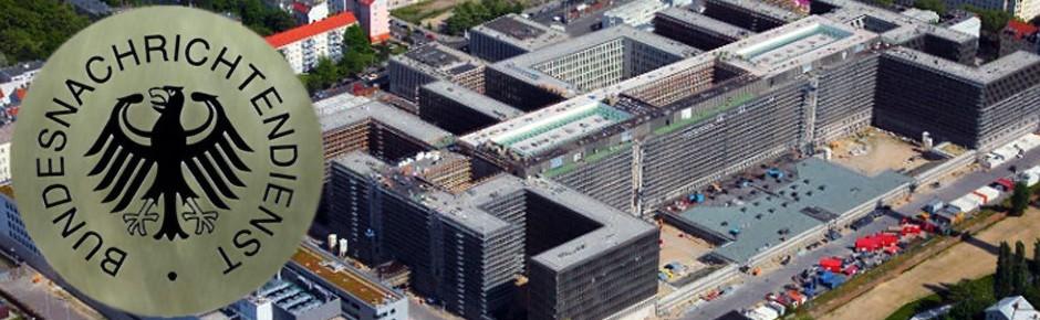 Bundesnachrichtendienst und Bundeswehr eng verzahnt