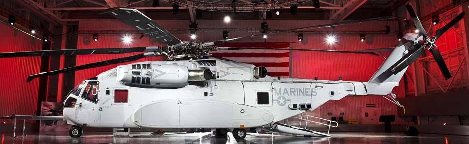 Sikorsky's CH-53K oder der CH-47F Chinook von Boeing?