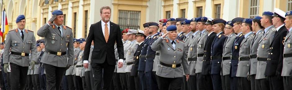 Sanitätsakademie der Bundeswehr mit neuer Kommandeurin
