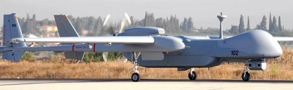 Zulassungskriterien für Drohne Heron TP vertraglich fixiert