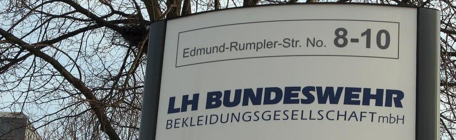 """Neuer Vertrag """"Bekleidungsmanagement"""" mit der LHBw"""
