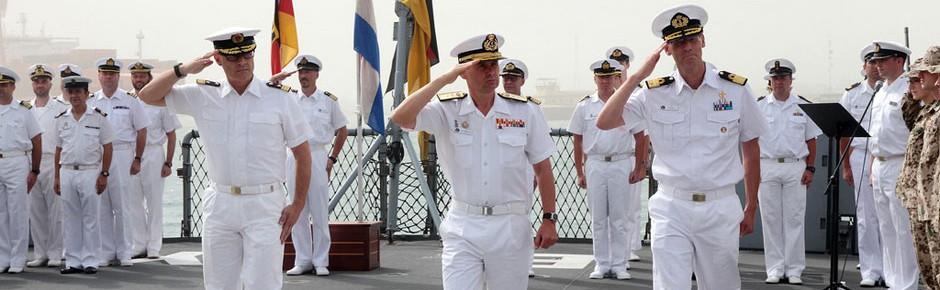 """Operation """"Atalanta"""" erstmals ohne deutsche Marineschiffe"""