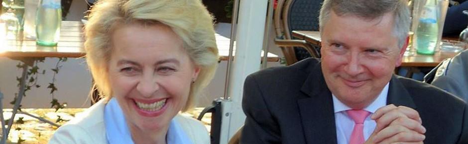 Oswin Veith ist neuer Präsident des Reservistenverbandes