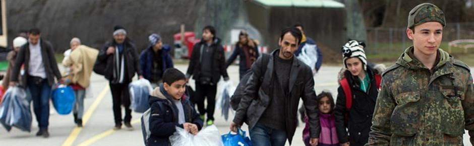 Bundeswehr-Flüchtlingshilfe kostete bislang 435 Millionen
