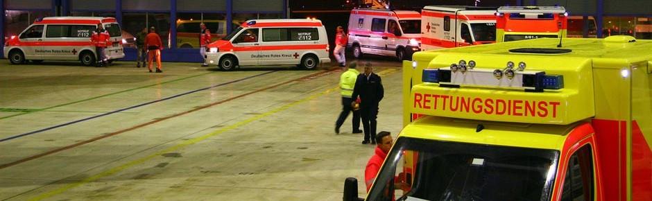 Unfallchirurgen wollen für den Terror-Fall gerüstet sein
