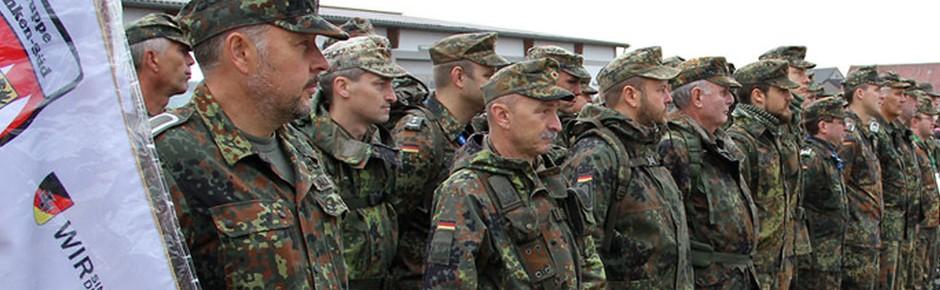 20 Millionen Euro mehr für Reservisten der Bundeswehr